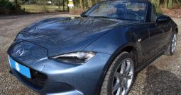 Mazda MX-5 1.5 SkyActiv-G 131 GT-M